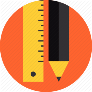 sketching_tools_drawing_equipment_development_ruler_pencil_illustration_education_geometry_graphic_design_flat_design_icon-512